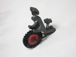 海德堡 - 飛達壓紙輪組 - 黑毛刷