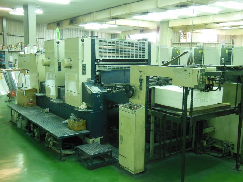 1990 KOMORI L-240