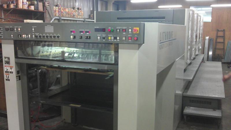 2004 KOMORI LS-440