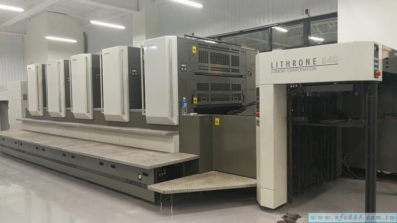 2003 KOMORI LS-540