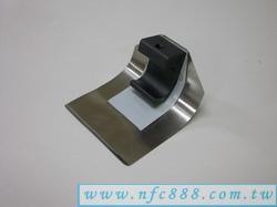 前檔壓紙鋼片 - 68x70